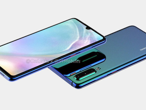Huawei's P30 Series Might Not Come Cheap