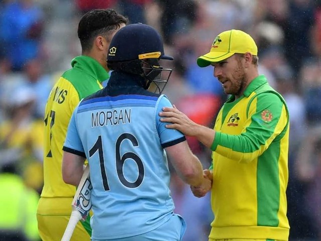"Australia ""Outplayed"" By England In World Cup Semi-Final, Says Finch"