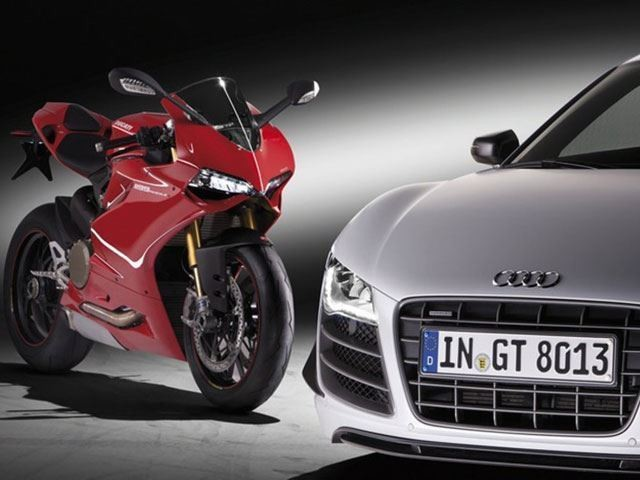 Volkswagen Could Sell Ducati To A Rival Motorcycle Brand
