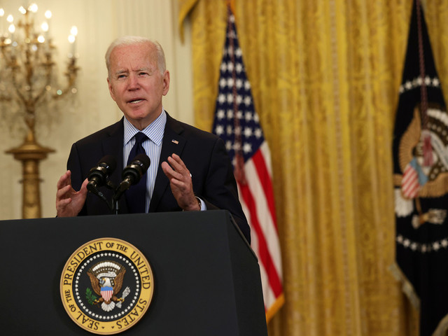 Biden remembers his late mom in touching Mother's Day tribute