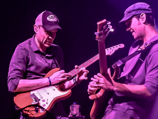 Umphrey's McGee Dusts Off Paul Simon Cover In Cleveland