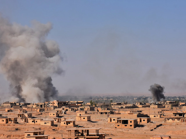 Why The Race To Oust ISIS From Deir Ez-Zor In Syria May Present New Dangers
