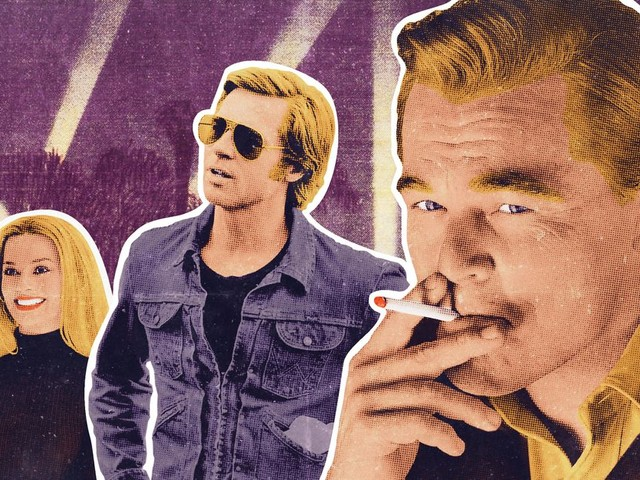 Don't Think Twice, It's All Right: On 'Once Upon a Time … in Hollywood'