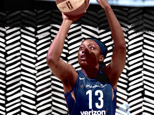 Inside Chiney Ogwumike's chaotic first 5 days with the LA Sparks