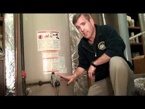 Water Heater Maintenance - YouTube