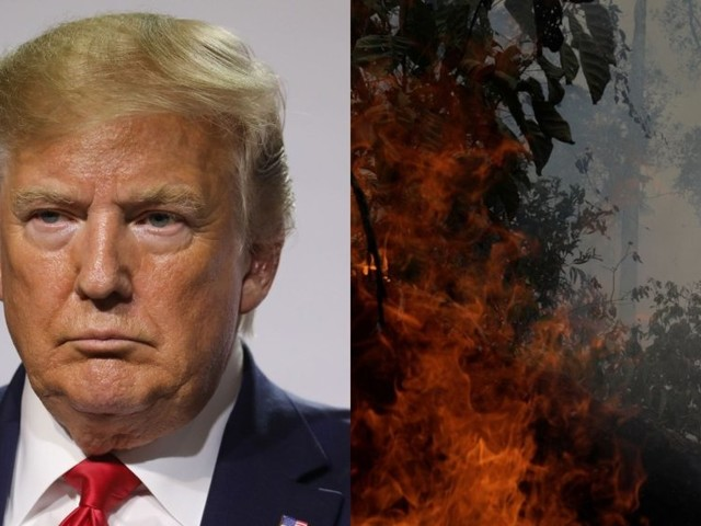 The Trump administration never agreed to G7 financial aid for the Amazon fires, spokesman says