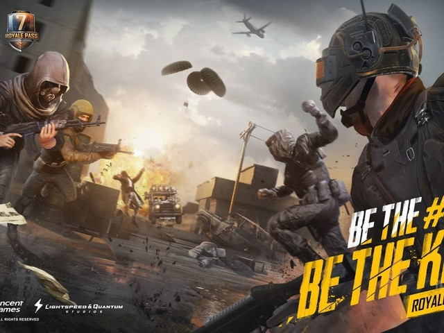 PUBG Mobile 0.12.5 Update Brings Season 7, New Royale Pass, and More
