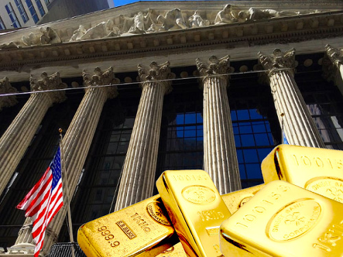The Eternal Relationship Between Gold And Global Crisis