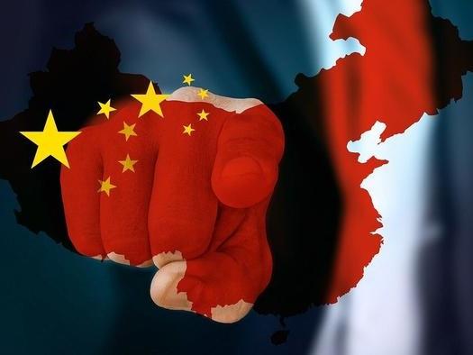 Buchanan: As America Recedes, China Rises