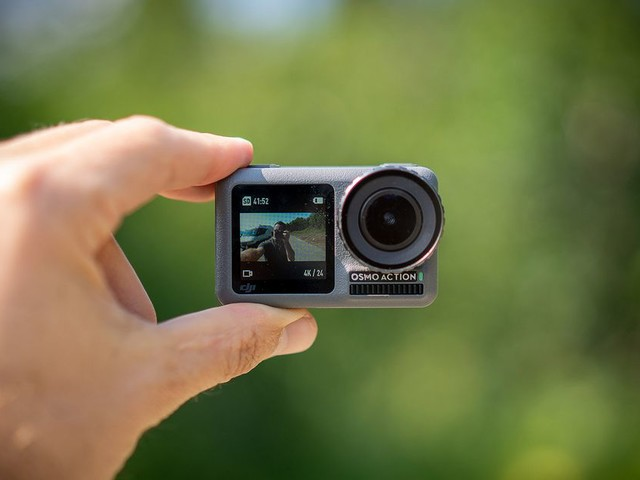 DJI's Osmo Action camera is almost half off at Amazon