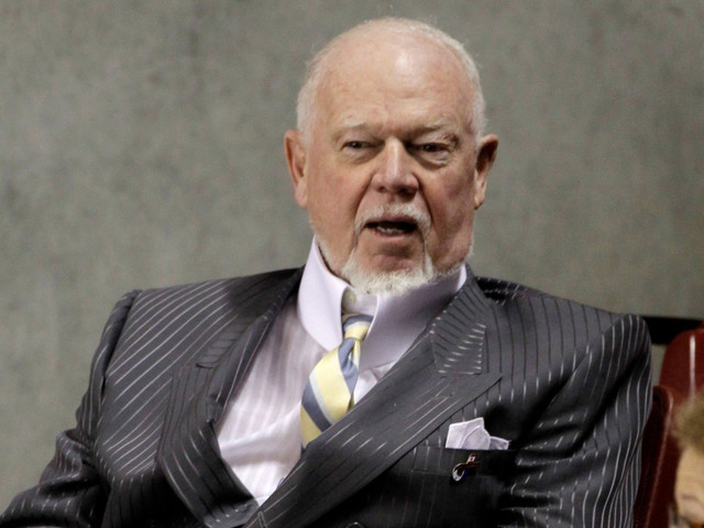 Don Cherry Fired From 'Hockey Night In Canada' After 38 Years Over Immigrant Remarks