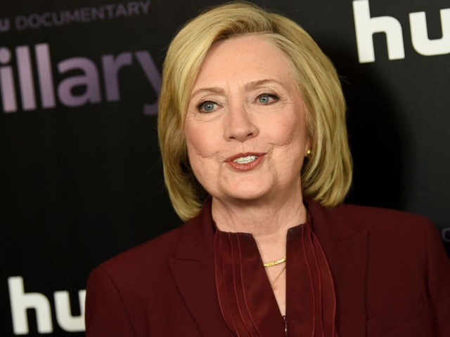 Hillary Clinton Co-Writing Mystery Novel With Louise Penny