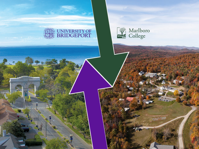Marlboro College and U of Bridgeport drop plans to merge
