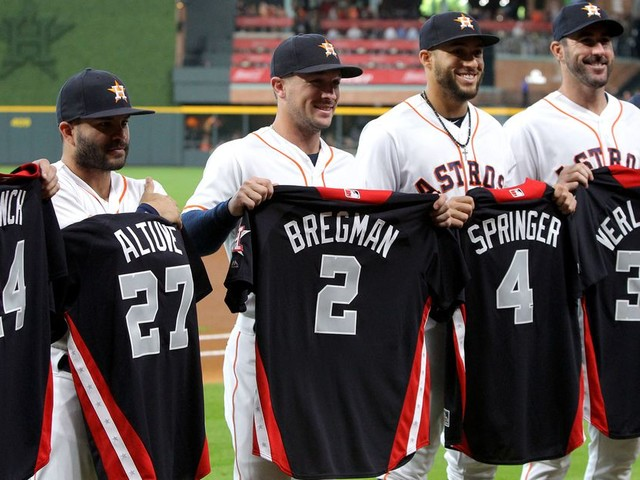 All the MLB All-Star Game roster replacements in one spot