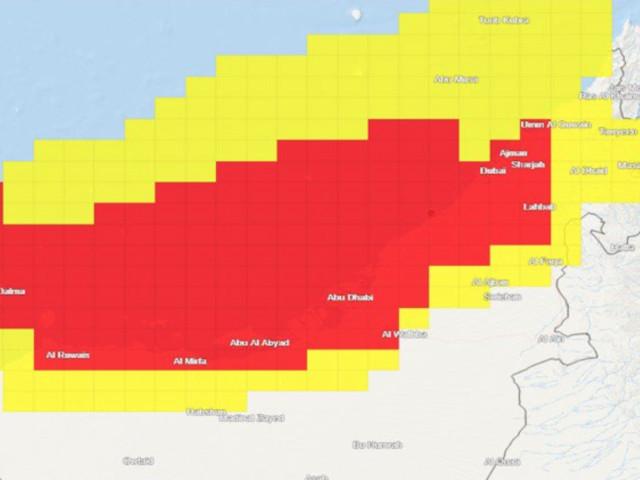 Be extremely vigilant: UAE issues weather warning