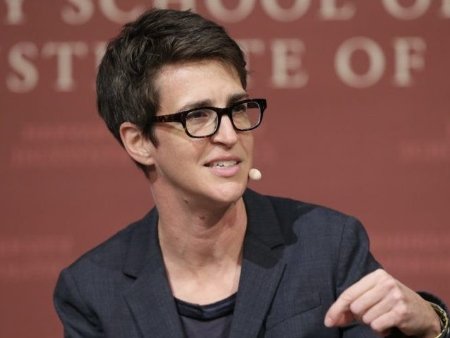 Nolte: Rachel Maddow's Lawyer Responds to OAN Lawsuit with 'Alex Jones Defense'