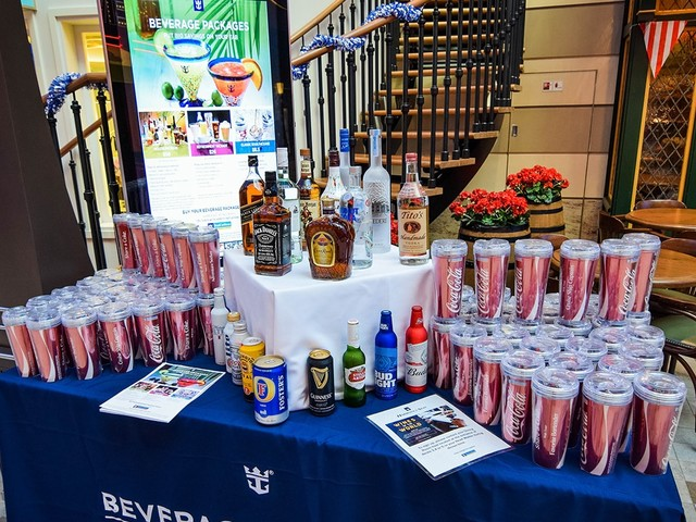 9 important things to know about Royal Caribbean's unlimited alcohol packages