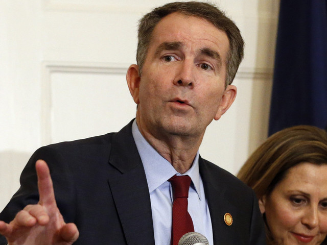Ralph Northam Lauds 'Second Chances' For Felons Amid His Blackface Scandal