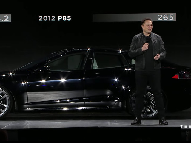 This Just In: The Tesla Model S Plaid Officially Arrives With Impressive Specs