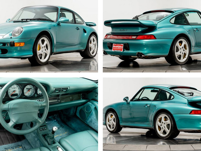 Virtually Brand New 1997 Porsche 911 Turbo S (993) Will You Cost You An Arm, A Leg And A House