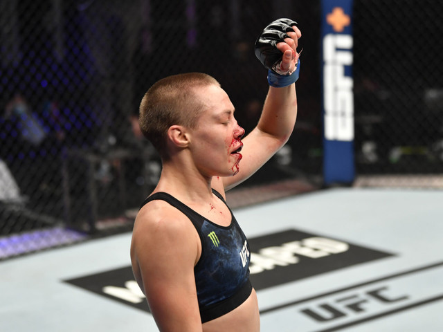 Rose Namajunas Accuses Dana White of Lying – 'There's Always Two Sides to Every Story'