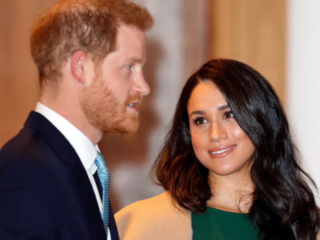 Prince Harry just gave Meghan Markle the sweetest compliment on her post-baby look