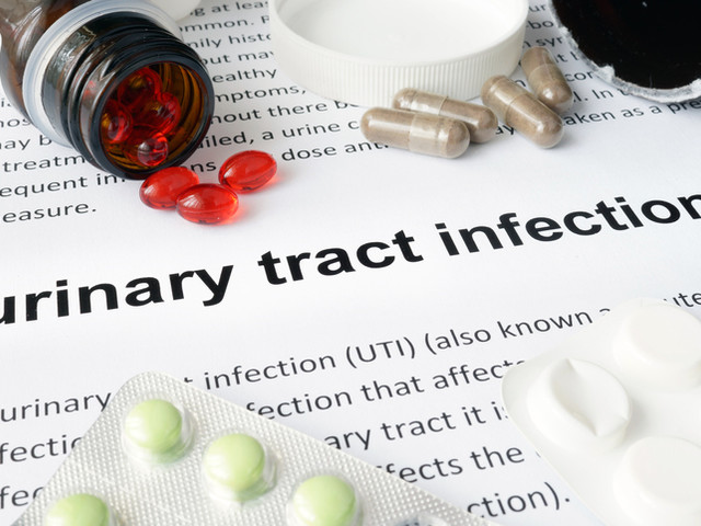 Antibiotic-resistant urinary tract infections are on the rise