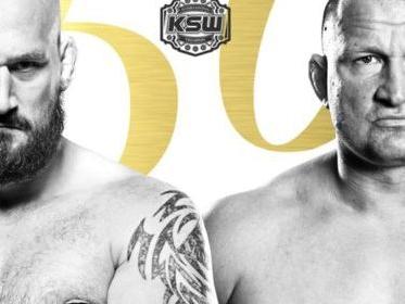 De Fries faces Grabowski for HW title in KSW 50 headliner