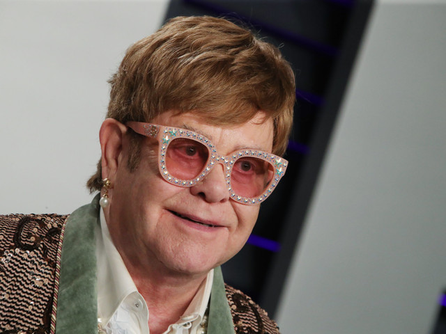 """Elton John """"Disappointed"""" By 'The Lion King' Remake: """"They Messed The Music Up"""""""