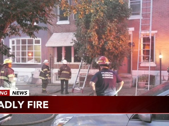 Woman dies following South Philadelphia house fire