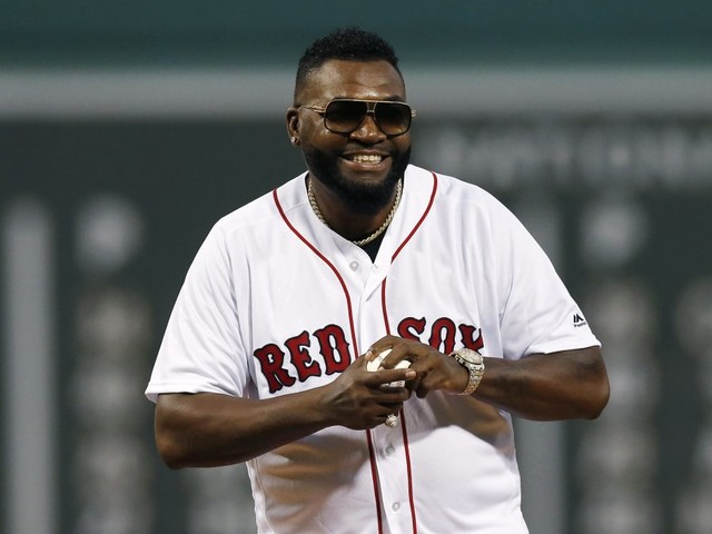 David Ortiz reprising studio role with Fox for MLB playoffs months after being shot