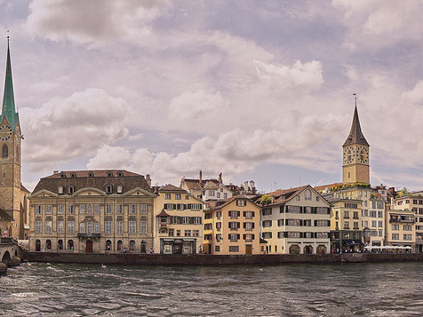 American – $575 (Regular Economy) / $465 (Basic Economy): Dallas – Zurich, Switzerland. Roundtrip, including all Taxes