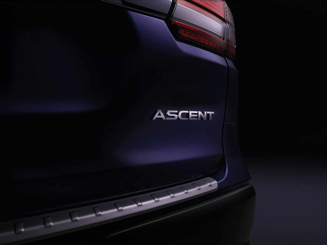 Subaru Ascent Teased, Will Debut November 28 in L.A.