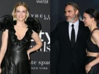 Joaquin Phoenix And Rooney Mara Fighting Over January Jones?