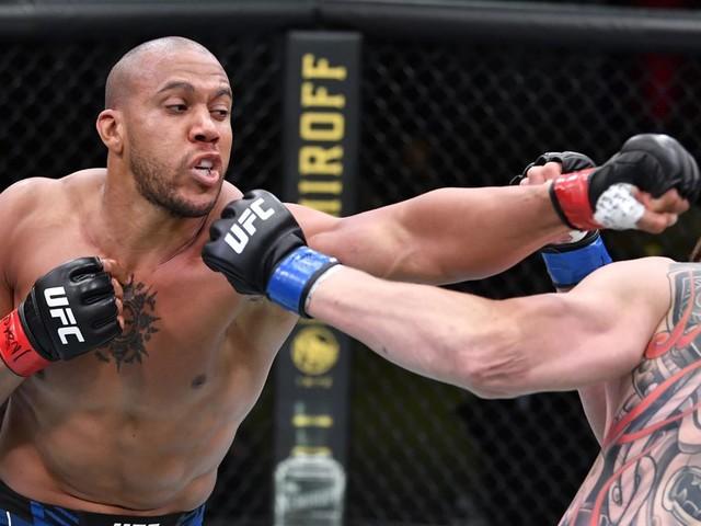 UFC Vegas 30 fight stats: Gane claims longest active heavyweight winning streak