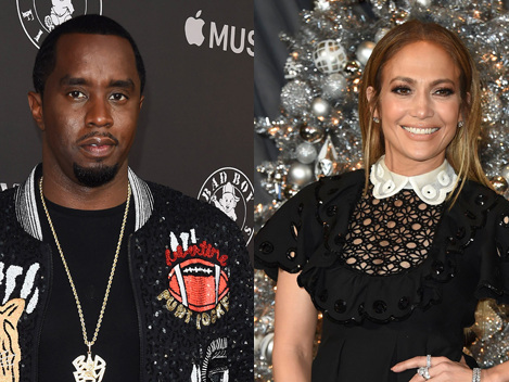Diddy Raves Over Another One Of J.Lo's Pics On Instagram With Fire & Heart Emojis