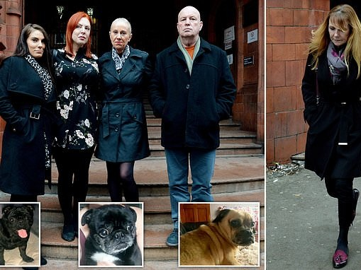Dogsitter who lost 'The Tamworth Five' is banned from keeping the animals for five years