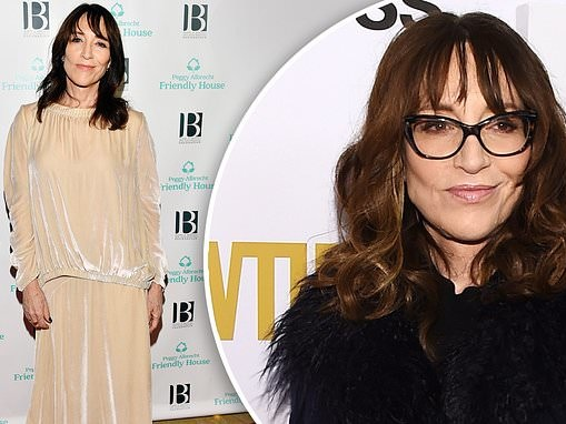 Katey Sagal, 67, is struck by a car while crossing the street in Los Angeles