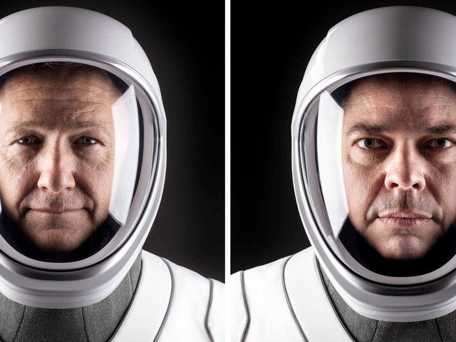 NASA astronauts Bob Behnken and Doug Hurley are slated to fly SpaceX's Crew Dragon spaceship this week. Here's how they've prepared.