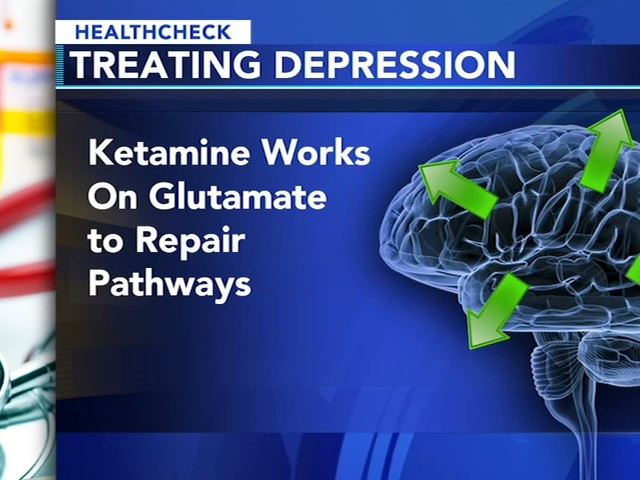 New hope for depression: FDA to soon approve ketamine nasal spray