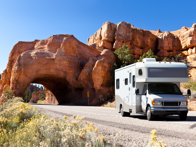 Scenic RV Trips You Can Enjoy Over a Weekend