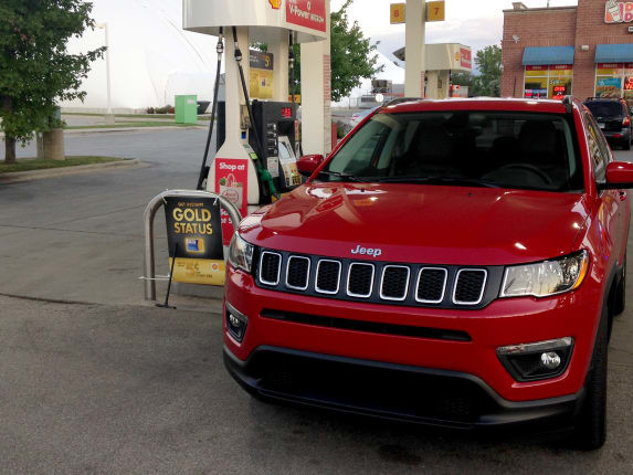 2017 Jeep Compass: Real-World Fuel Economy