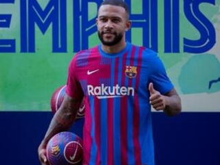 Barcelona optimistic with Depay as wait for Messi continues