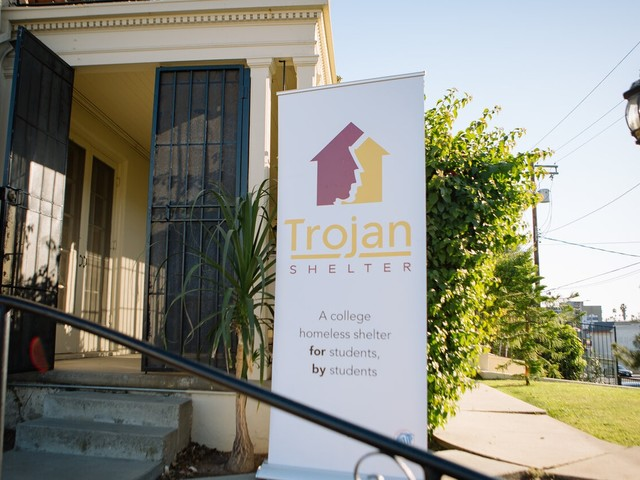 USC's Trojan Shelter helps unhoused college students