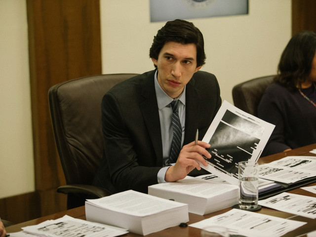 'The Report' Teaser: Adam Driver Most Definitely Not One Of The President's Men In Political Thriller