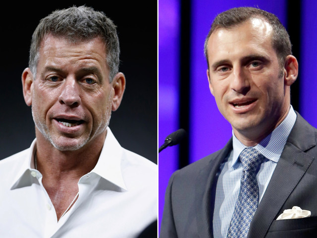 Troy Aikman: Aftermath of ripping Doug Gottlieb's hot take