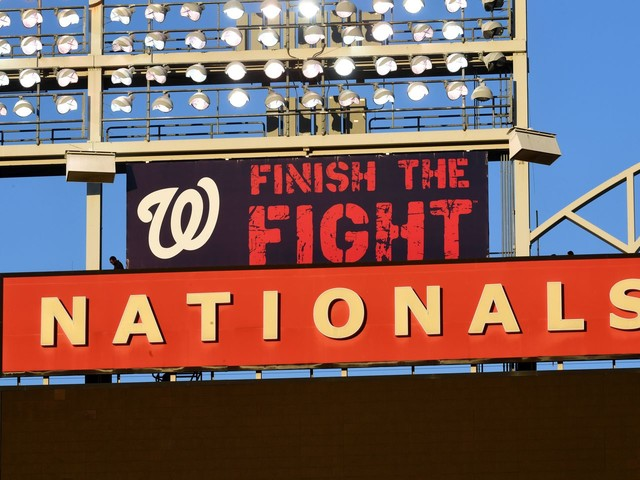 A long way from their banner day, Nats fans can find solace in October memories