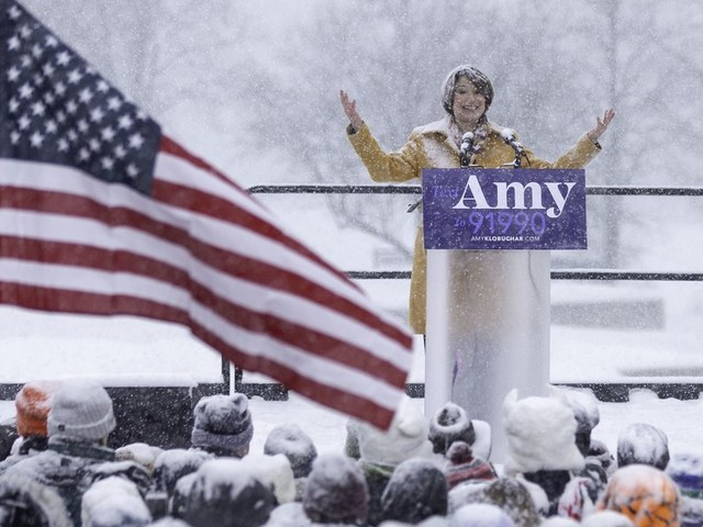 Who Is Amy Klobuchar?   2020 Presidential Candidate
