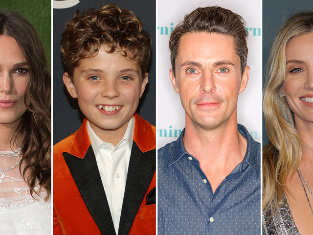 Matthew Goode And Annabelle Wallis Join Keira Knightley And Roman Griffin Davis In Christmas Pic 'Silent Night'