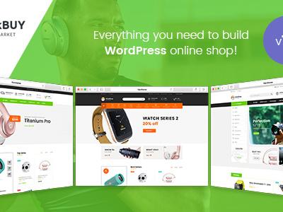 ClickBuy - Multi Store Responsive WordPress Theme (WooCommerce)